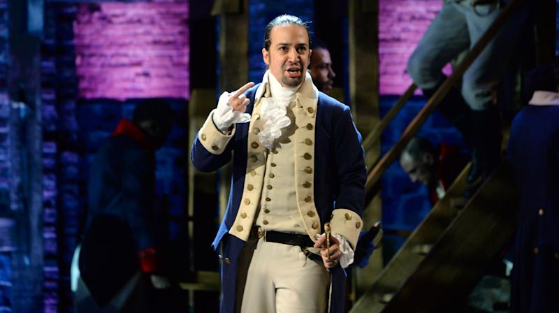 Lin-Manuel Miranda Is Returning To The Stage As Alexander Hamilton