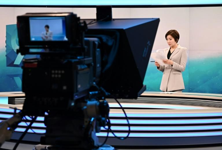 South Korean news anchor Lee So-jeong says she feels the pressure of being a trailblazer in a heavily male-dominated society