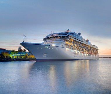 """<p><strong>Fleet:</strong> This upper-premium cruise line operates six stylish ships. They roam the world on destination-focused itineraries that include North America, Europe, Asia, and more.</p> <p><strong>What's Included:</strong> Airfare from select U.S. and Canada gateways, Internet, soft drinks, and dining in a choice of specialty restaurants including Jacques Pépin's bistros.</p> <p><strong>Sample Cruise:</strong> 7-day Greek and Italian Glory Rome to Athens cruise. From $1,799 per person.</p> <p><a href=""""http://www.oceaniacruises.com"""" rel=""""nofollow noopener"""" target=""""_blank"""" data-ylk=""""slk:oceaniacruises.com"""" class=""""link rapid-noclick-resp"""">oceaniacruises.com</a></p>"""