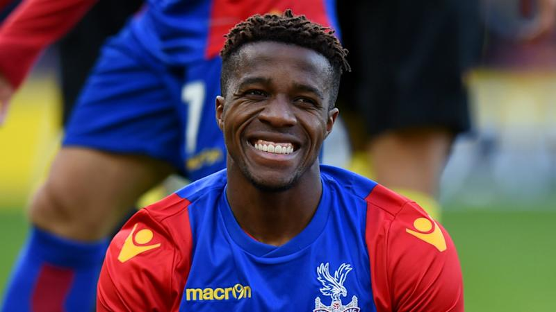 Crystal Palace winger Zaha reveals the song which cheers him up after a disappointing display