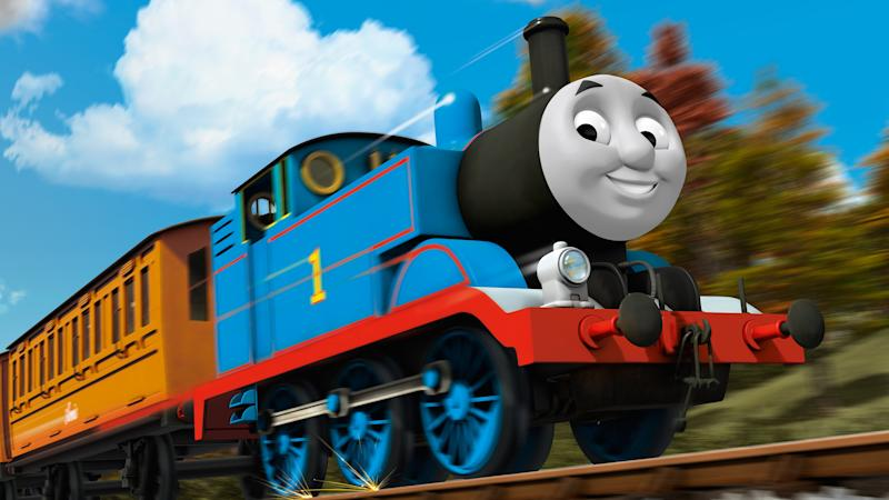 Thomas Friends Changes Tracks Pulls In At Nickelodeon Exclusive