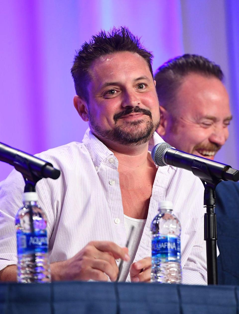 <p>The former <em>Boy Meets World</em> alum is an in-demand voice actor now. He voiced Terry McGinnins/Batman in <em>Batman Beyond</em>, plays Deadpool in <em>Ultimate Spider-Man</em> and Star-Lord in the animated <em>Guardians of the Galaxy</em>. He's also Bumblebee in many of the <em>Transformers</em> cartoons and voiced Ron Stoppable in the <em>Kim Possible</em> series.</p>