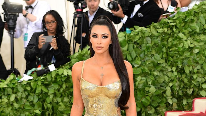 <p>The reality TV star shared the image with her 120 million Instagram followers.</p>