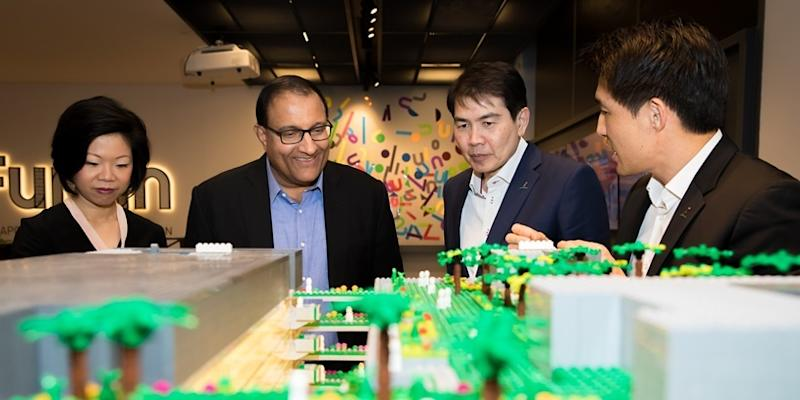 <p><img/></p>CapitaLand has entered into a $10-million partnership with the Singapore Economic Development Board (EDB) to upskill its staff as well as develop technology-enablers...