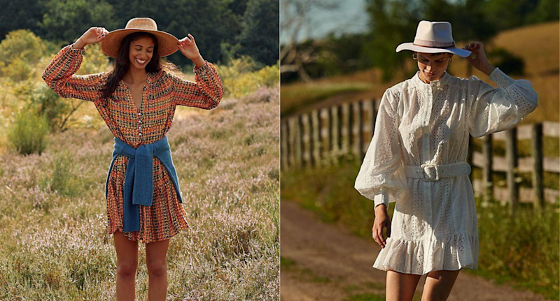 This weekend only, enjoy 20% off everything at Anthropologie.