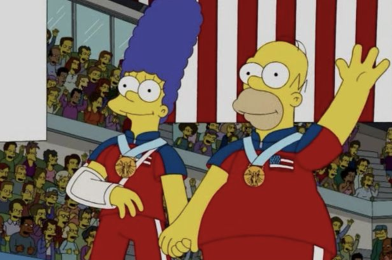 The Simpsons predicted Team USA's curling Olympics gold-medal upset in 2010 episode