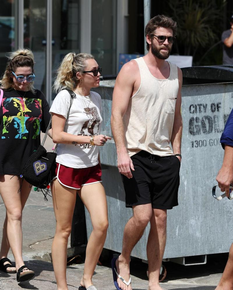 The couple are currently in Byron Bay, where it's reported they have had an intimate wedding. Source: Getty