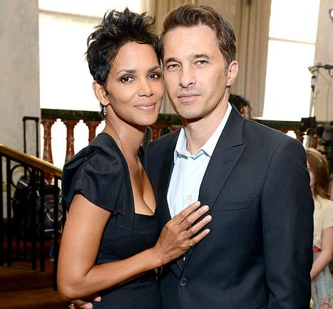Halle Berry Pregnant With Olivier Martinez's Child: A Boy!