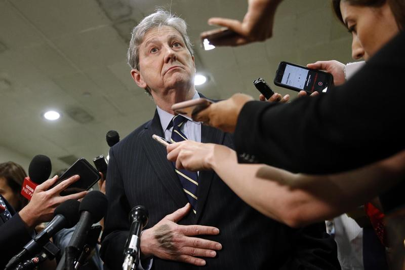 Sen. Kennedy: Constitution offers little guidance on impeachment