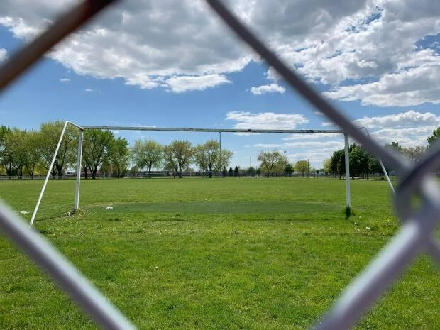 Local athletics organizations are awaiting word on what will be allowed this summer, and when team activities can resume. (Katerina Georgieva/CBC - image credit)