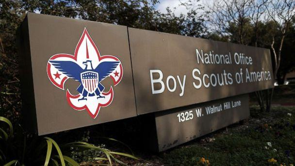 PHOTO: The Boy Scouts of America Headquarters sign, Feb. 4, 2013, in Irving, Texas. (Tom Pennington/Getty Images, FILE)