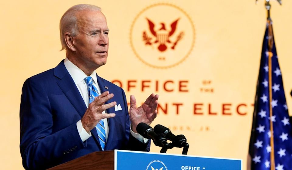 """When US president-elect Joe Biden takes office, one analyst says that where China is concerned, """"the tone will be nicer and the policy will be less erratic, but policy changes may not happen immediately"""". Photo: Reuters"""