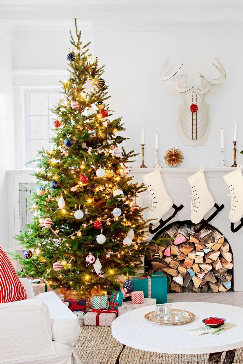 """<p>Whether you're a <a href=""""https://www.countryliving.com/diy-crafts/g23499770/crochet-christmas-ornaments/?slide=13"""" rel=""""nofollow noopener"""" target=""""_blank"""" data-ylk=""""slk:crocheting"""" class=""""link rapid-noclick-resp"""">crocheting</a> newbie, or an old hand at making magic with needles and hooks, you know there's nothing quite like creating <a href=""""https://www.countryliving.com/diy-crafts/how-to/g903/holiday-craft-projects-1209/"""" rel=""""nofollow noopener"""" target=""""_blank"""" data-ylk=""""slk:holiday craft projects"""" class=""""link rapid-noclick-resp"""">holiday craft projects</a> for your loved ones. And that especially goes for the decor that """"gets hung by the chimney with care,"""" which is why we've collected the very best crochet Christmas stocking patterns here. For many, <a href=""""https://www.countryliving.com/shopping/g1407/personalized-christmas-stockings/"""" rel=""""nofollow noopener"""" target=""""_blank"""" data-ylk=""""slk:personalized Christmas stockings"""" class=""""link rapid-noclick-resp"""">personalized Christmas stockings </a>are prized possessions, enjoyed over the years - and that's especially true if they were handmade by beloved family members, like you. So cuddle up on the couch, pull out the crocheting supplies, turn on a playlist of the <a href=""""https://www.countryliving.com/life/entertainment/g29326536/best-christmas-songs/"""" rel=""""nofollow noopener"""" target=""""_blank"""" data-ylk=""""slk:best Christmas songs"""" class=""""link rapid-noclick-resp"""">best Christmas songs</a> and pick your favorites out of the patterns we've found for you. </p><p>Or, just make them all, because the truth is, it's going to be hard to choose just a couple of these beautiful crochet Christmas stocking patterns. We have more traditional looks in beautiful stitches like bead and diamond, and funkier styles in almost every color of the rainbow. Plus, we've discovered fun stockings that look like snowmen, were inspired by Belle's dress in <em><a href=""""https://www.countryliving.com/diy-crafts/g2822/disney-christmas-decorations/"""" re"""