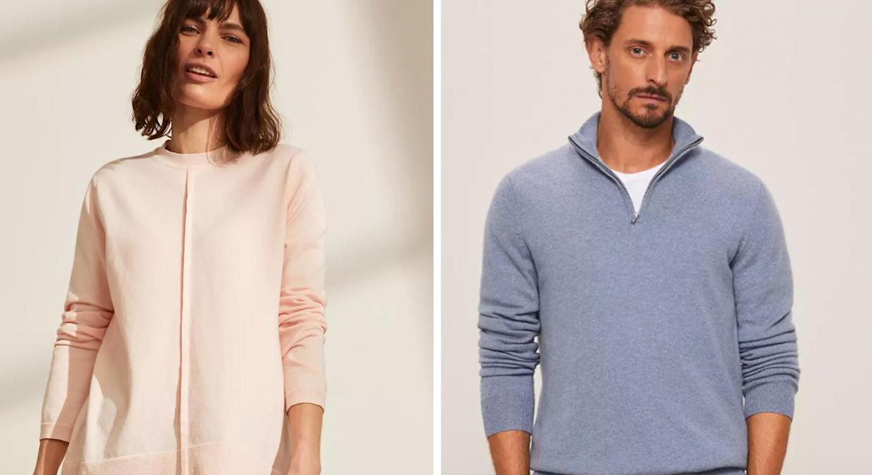 John Lewis has an unmissable clearance sale, here are our menswear and womenswear favourites.  (John Lewis & Partners)