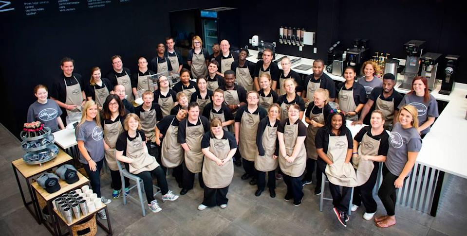 Bitty & Beau's employs 120 individuals with intellectual and developmental disabilities across its six locations. The coffee shop has just announced the addition of three franchised locations, including Charlotte.