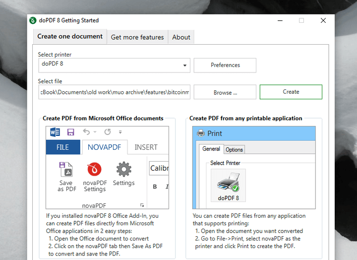 These are the best ways to print-to-PDF in Windows 10