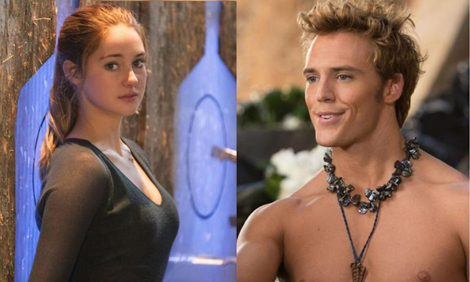 Sam Claflin and Shailene Woodley starred in Divergent and The Hunger Game franchises, respectively