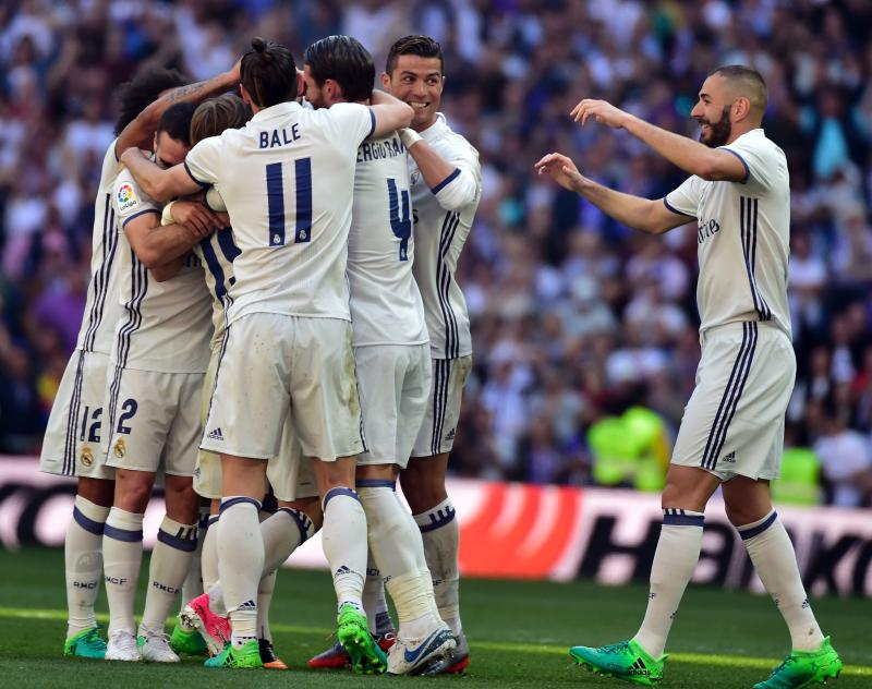 Real Madrid, Bayern Set To Clash In Champions League