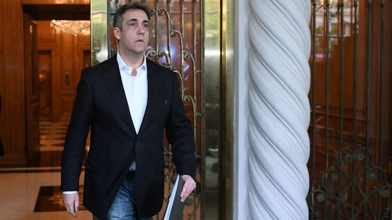 New Cohen documents reveal calls with Trump, National Enquirer publisher before payment