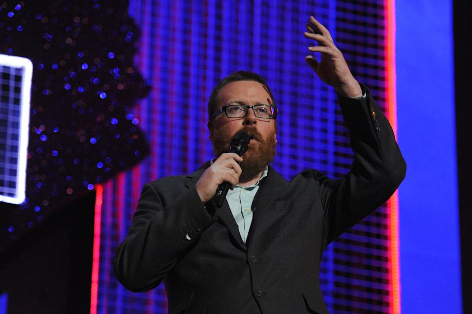 Frankie Boyle has criticised Ricky Gervais (Photo by Dave J Hogan/Getty Images)