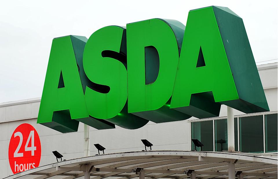 File photo dated 21/02/08 of an Asda store. Walmart has agreed to sell supermarket giant Asda to a group led by billionaire petrol station tycoons Mohsin and Zuber Issa in a �6.8 billion deal.