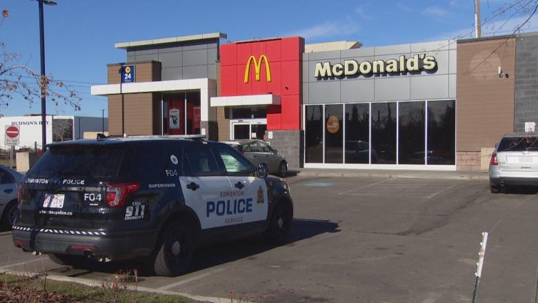 Police charge man after 8 people assaulted at Edmonton McDonald's