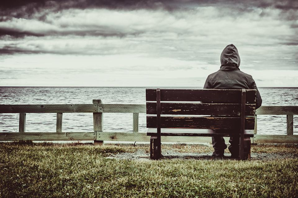 The rate of male suicide is at its highest for 20 years. (Getty Images)
