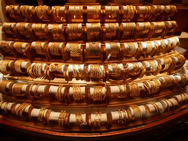 Gold prices at fresh high; zoom Rs 485 to Rs 41,810 per 10 gram on weaker rupee, escalating US-Iran tensions in West Asia
