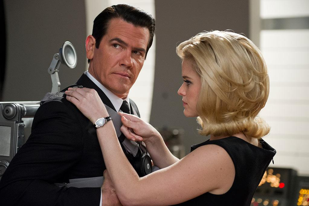"Josh Brolin in Columbia Pictures' ""Men in Black 3"" - 2012"