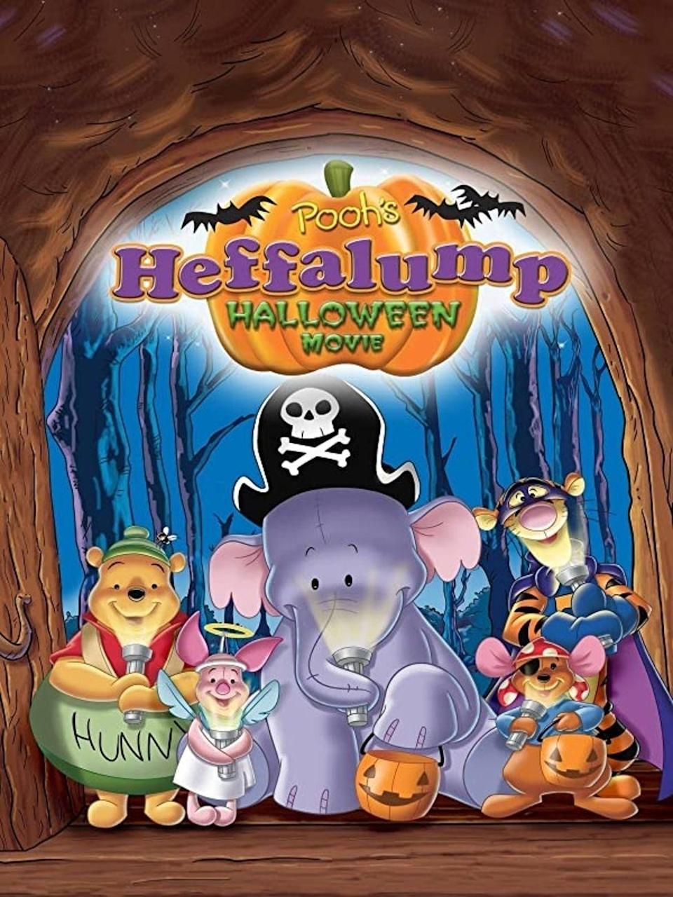 """<p>Who doesn't love Winnie The Pooh? A perfect halloween flick for the little one because they can join Pooh and his pals on a spooky adventure in the Hundred Acre Woods.<br></p><p><a class=""""link rapid-noclick-resp"""" href=""""https://www.amazon.com/dp/B012H6JYR4?linkCode=ogi&tag=syn-yahoo-20&ascsubtag=%5Bartid%7C10055.g.33651563%5Bsrc%7Cyahoo-us"""" rel=""""nofollow noopener"""" target=""""_blank"""" data-ylk=""""slk:WATCH NOW"""">WATCH NOW</a></p>"""