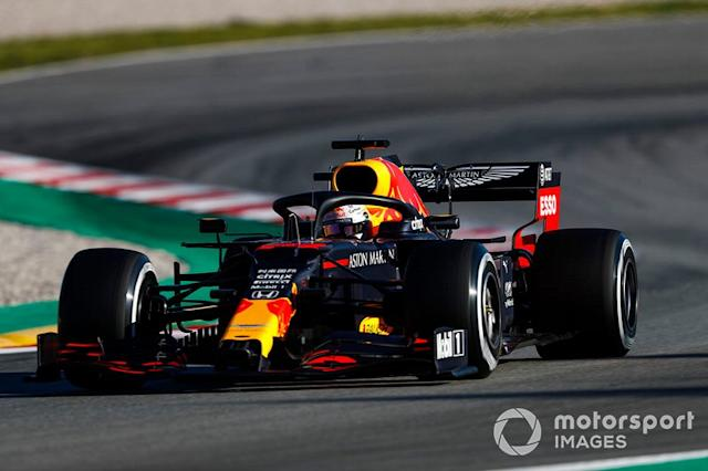 "Max Verstappen, Red Bull Racing <span class=""copyright"">Glenn Dunbar / Motorsport Images</span>"