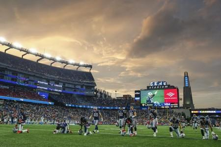 FILE PHOTO - NFL: Preseason-Carolina Panthers at New England Patriots