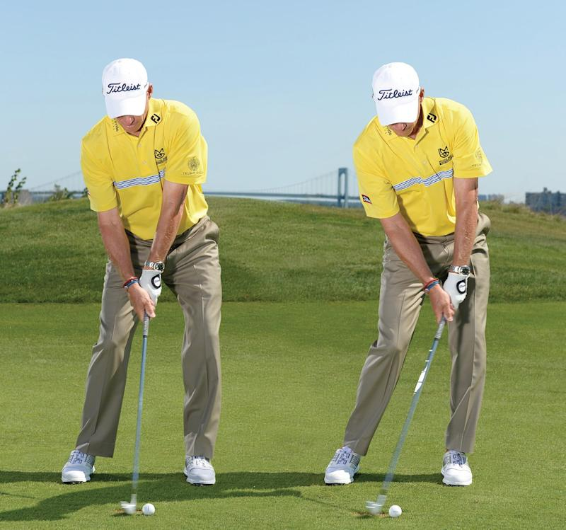 Michael Breed's quick tip will help you make contact like a tour pro