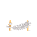 "<p>Chanel has reimagined a feather as a stunning flexible ring in 18-carat yellow gold, 18-carat white gold, and diamonds.</p><p>Chanel ring, $32,900, Chanel Boutiques, <a href=""https://www.chanel.com/#languages"" rel=""nofollow noopener"" target=""_blank"" data-ylk=""slk:chanel.com"" class=""link rapid-noclick-resp"">chanel.com</a> for info.</p>"