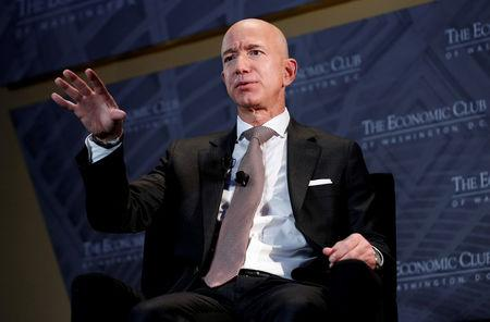 Bezos investigator says Saudis hacked into Amazon CEO's phone