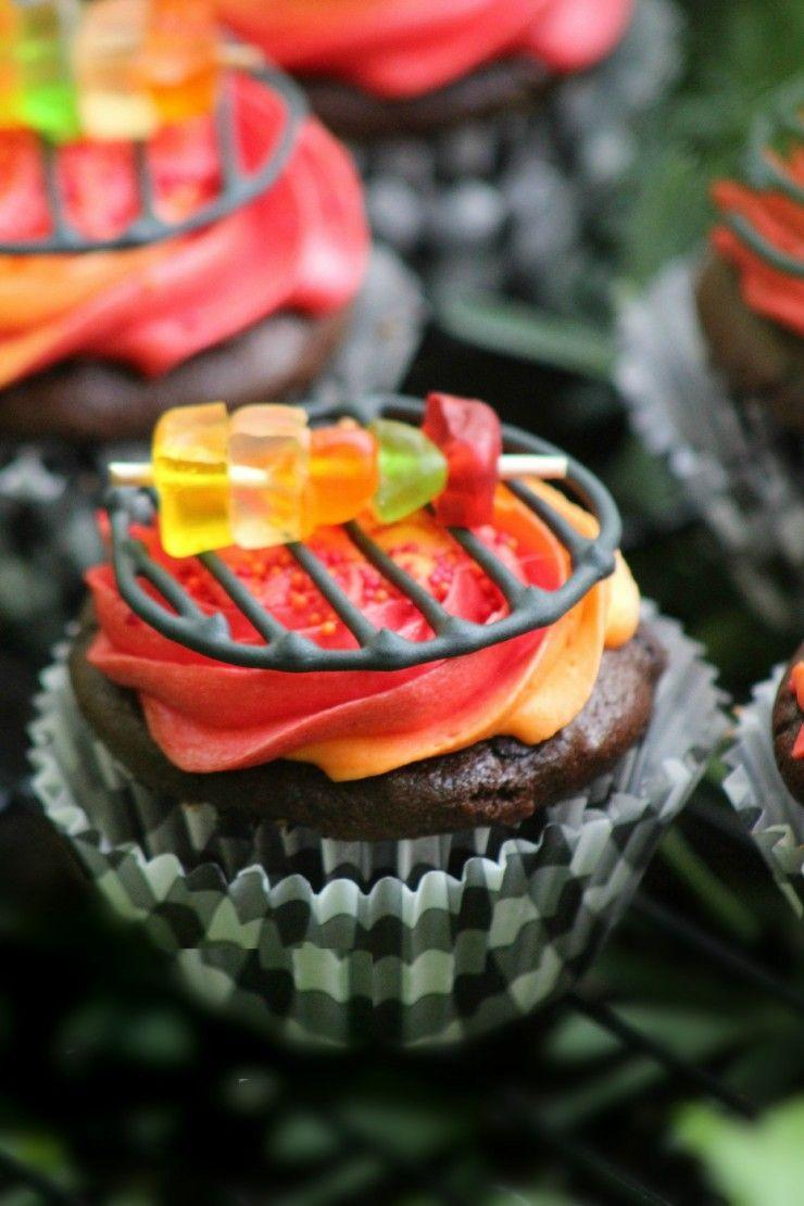 """<p>If your dad's the one who typically mans the grill, he'll get a kick out of these edible miniature versions.</p><p><em><a href=""""http://www.frugalmomeh.com/2015/07/grill-cupcakes.html"""" rel=""""nofollow noopener"""" target=""""_blank"""" data-ylk=""""slk:Get the recipe from Frugal Mom eh! »"""" class=""""link rapid-noclick-resp"""">Get the recipe from Frugal Mom eh! »</a></em> </p>"""