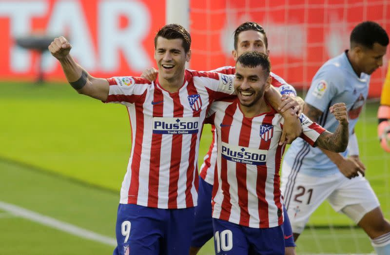Celta and Atletico share spoils in insipid draw