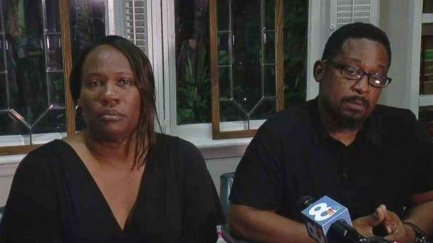 PHOTO: The parents of suspected Tampa serial killer Howell Donaldson III, Rosita Donaldson and Emanuel Donaldson, Jr., said they were 'devastated' at the news of their son's arrest. (WFTS)