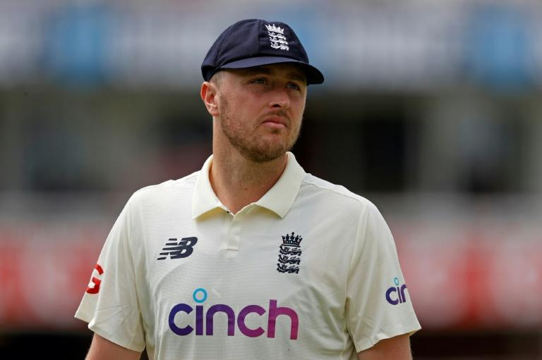 England recall - Ollie Robinson is back in the Test squad to face India after being suspended for historic offensive Twitter posts