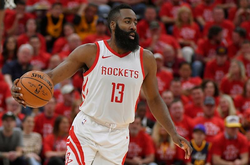 WATCH James Harden SNAP at Utah Jazz fan as police intervene