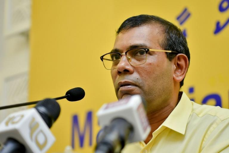 Nasheed is a former Amnesty International prisoner of conscience who became the country's first democratically elected president in 2008