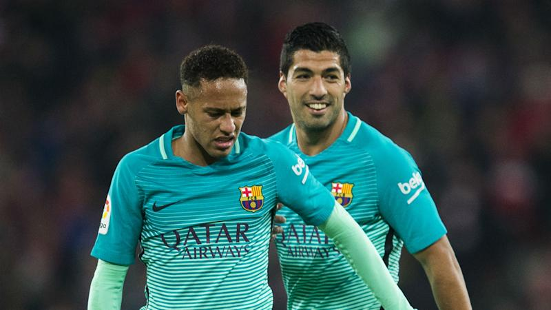 'Who wouldn't want to enjoy players like Neymar?' - Suarez responds to reports linking PSG star to Barca