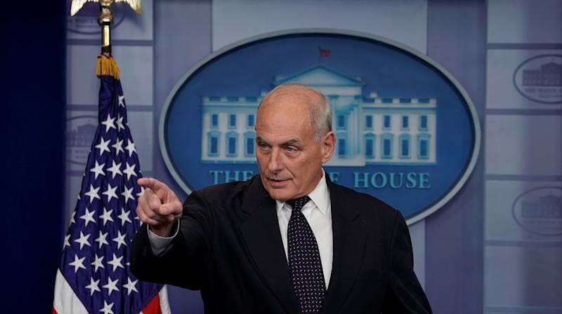 Kelly Weighs In On Trump's Call To Widow