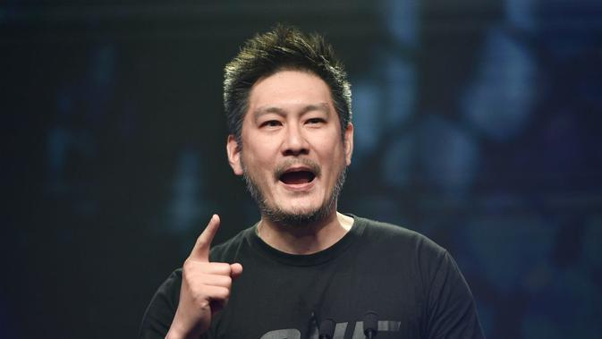 CEO ONE Championship, Chatri Sityodtong (dok: ONE)