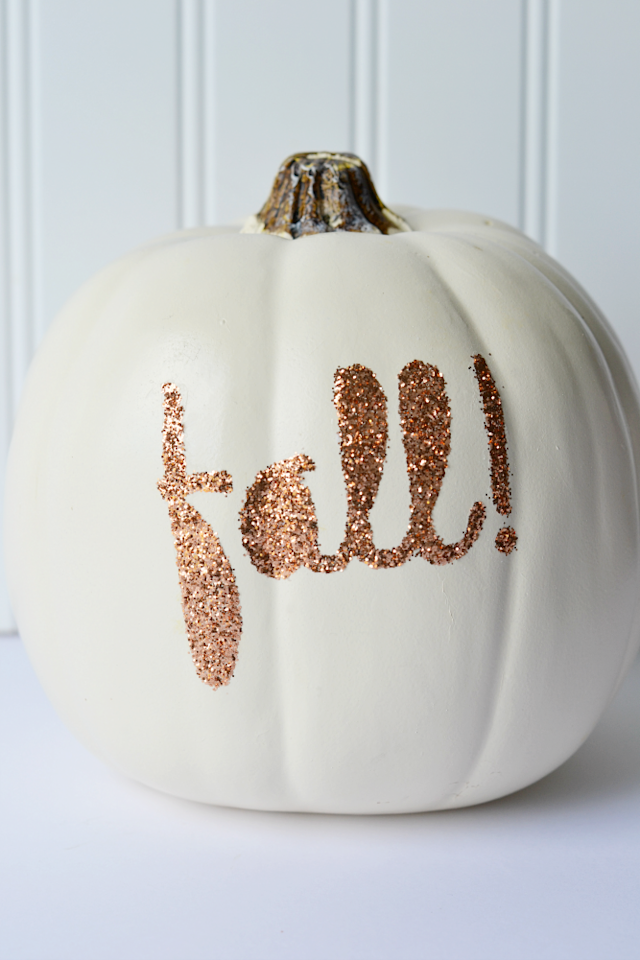 "<p>We have no chill when it comes to fall. Exclamation point, not optional. </p><p>Get the tutorial at <a href=""https://www.thelifeofjenniferdawn.com/2016/09/diy-glitter-pumpkins-for-fall.html#more"" target=""_blank"">The Life of Jennifer Dawn</a>. </p><p><a class=""body-btn-link"" href=""https://www.amazon.com/Darice-Extra-Fine-Glitter-15g-Copper/dp/B00KDMWA5I?tag=syn-yahoo-20&ascsubtag=%5Bartid%7C10057.g.4632%5Bsrc%7Cyahoo-us"" target=""_blank"">BUY NOW</a> <strong><em>Copper Glitter, $10</em></strong></p>"