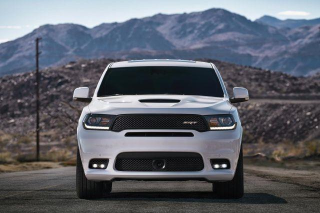 Dodge Durango SRT is Ready for Ruckus and Racetracks