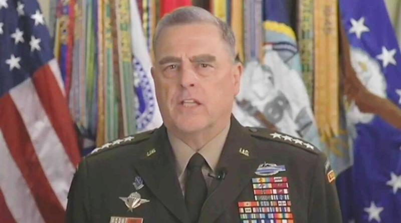 US General Mark Milley, Other Military Leaders Quarantining as Coast Guard Official Who Attended Pentagon Meeting Tests COVID-19 Positive