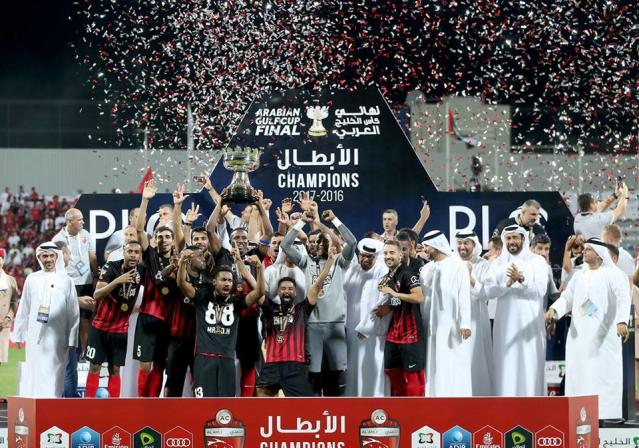 The defending UAE Pro-League champions got their hands on the UAE League cup title after getting the better of Al Shabab...