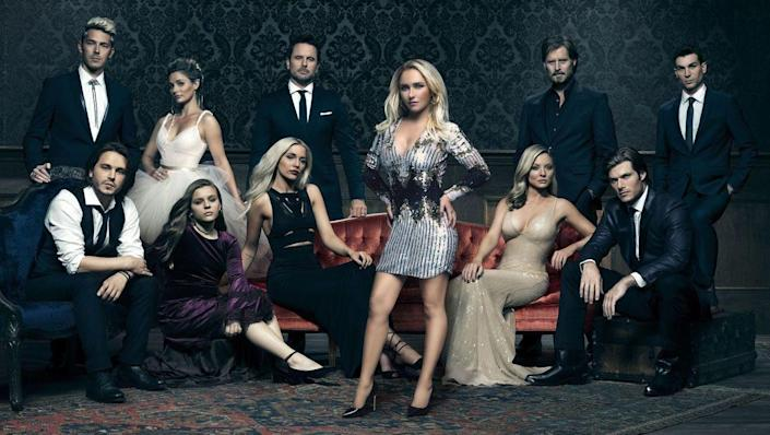 <p><strong><em>Nashville</em></strong> <br><br>Seems appropriate that this drama with the name of Tennessee's largest city is the most popular show for the state. This juicy look at the music business ran 5 seasons on ABC.</p>