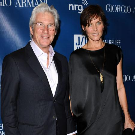 Gere heading for divorce?